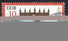 Buy GERMANY DDR [1984] MiNr 2869 F43 ( OO/used ) [01] Architektur Plattenfehler