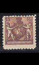 Buy LIECHTENSTEIN [1921] MiNr 0051 A ( **/mnh )
