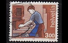 Buy SCHWEIZ SWITZERLAND [1994] MiNr 1533 ( O/used ) Berufe