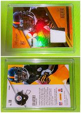 Buy NFL Dri Archer Pittsburgh Steelers 2014 Panini Prestige 2 Color Patch RC Mnt