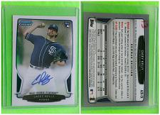 Buy MLB CASEY KELLY SAN DIEGO PADRES AUTOGRAPHED 2013 BOWMAN CHROME ROOKIE MINT