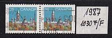 Buy KANADA CANADA [1987] MiNr 1030 F+F ( O/used )