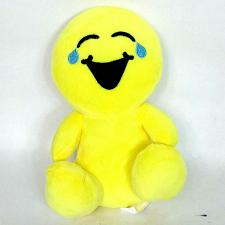 Buy BMI Bonita Marie International Yellow Emoji Smiley Face Plush 2017 8.5""