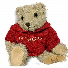 """Buy Giorgio Beverly Hills Collectors Teddy Bear Red Sweater 1995 10.5"""""""