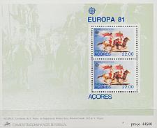 Buy PORTUGAL [Azoren] MiNr 0342 Block 2 ( **/mnh ) CEPT