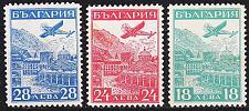 Buy BULGARIEN BULGARIA [1932] MiNr 0249-51 ( */mh )