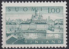 Buy FINLAND SOUMI [1963] MiNr 0567 x ( **/mnh ) Bauwerke