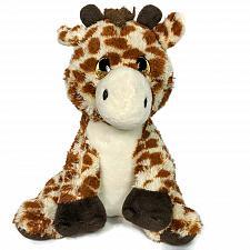 "Buy Toy Factory Giraffe Glitter Eyes Safari Zoo Plush Stuffed Animal 2017 12"""