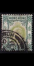 Buy HONGKONG HONG KONG [1904] MiNr 0076 ( O/used )