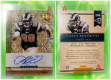 Buy NFL Lance Kendricks Rams autographed a 2011 Panini gold standard RC /499 Mnt