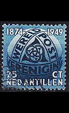 Buy NIEDERLANDE NETHERLANDS Antillen [1949] MiNr 0005 ( O/used )