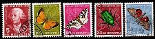 Buy SCHWEIZ SWITZERLAND [1957] MiNr 0648-52 ( O/used ) [01] Pro Juventute