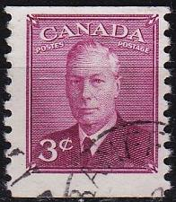 Buy KANADA CANADA [1949] MiNr 0253 D ( O/used )