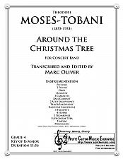 Buy Moses-Tobani - Around the Christmas Tree