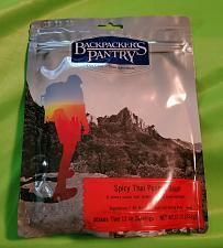 Buy Backpackers Pantry Spicy Thai Peanut Sauce - 2 Servings FACTORY SEALED