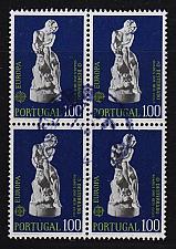 Buy PORTUGAL [1974] MiNr 1231 4er ( O/used ) [01] CEPT
