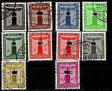 Buy GERMANY REICH Dienst [1938] MiNr 0144 ex ( O/used ) [01]