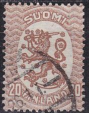 Buy FINLAND SOUMI [1925] MiNr 0113 X A ( O/used )