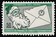 Buy Peru **U-Pick** Stamp Stop Box #158 Item 87  USS158-87