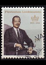 Buy LIECHTENSTEIN [1966] MiNr 0464 ( O/used )