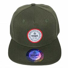 Buy Vivint Home Security Alarm System Green Baseball Strapback Hat Cap Adjustable