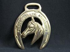 Buy Vintage Horse Brass Horse Head Framed by a Lucky Horseshoe Pontcysyllte Aqueduct