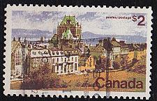 Buy KANADA CANADA [1972] MiNr 0497 ( O/used ) Bauwerke