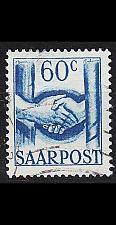 Buy GERMANY Saar [1948] MiNr 0240 ( O/used )