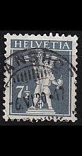 Buy SCHWEIZ SWITZERLAND [1917] MiNr 0138 II ( O/used )