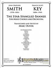 Buy Smith - Star Spangled Banner (arr. Oliver, Orchestra)