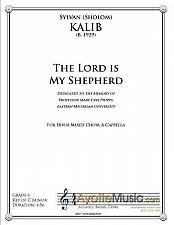 Buy Kalib - Lord is My Shepherd, The (Psalm 23)