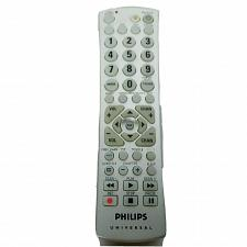Buy Genuine Philips Universal TV VCR DVD Remote Control CL034 Tested Works