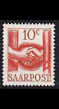 Buy GERMANY Saar [1948] MiNr 0239 ( **/mnh )