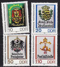 Buy GERMANY DDR [1990] MiNr 3302-05 ( **/mnh ) Briefmarken