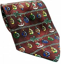 Buy Christmas Ornament Santa Claus Decoration Bows Novelty Necktie