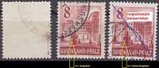 Buy GERMANY Alliiert Franz. Zone [RheinlPfalz] MiNr 0036 y III ( O/used ) [01] geprüft