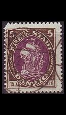 Buy GERMANY REICH Danzig [1921] MiNr 0053 ( OO/used )