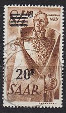 Buy GERMANY Saar [1947] MiNr 0237 II ( O/used ) [01]