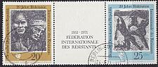 Buy GERMANY DDR [1971] MiNr 1680-81 WZd250 ( OO/used )