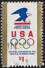 Buy USA [1991] MiNr 2182 ( O/used ) Olympiade