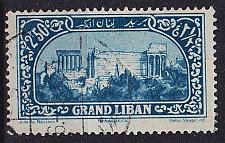Buy LIBANON LEBANON LIBAN [1925] MiNr 0066 ( O/used )