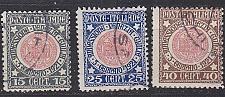 Buy ITALIEN ITALY [1921] MiNr 0138-40 ( O/used )