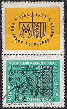 Buy GERMANY DDR [1964] MiNr 1012 SZd44 ( OO/used )