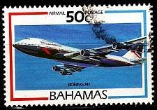Buy BAHAMAS [1987] MiNr 0652 ( O/used ) Flugzeuge