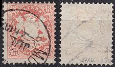 Buy GERMANY Bayern Bavaria [1870] MiNr 0027 X b ( O/used ) [01]