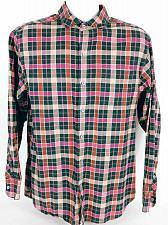 Buy Tommy Bahama Men's Button Down Shirt Size Medium Plaid Long Sleeve