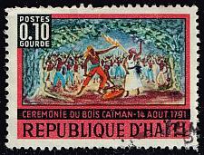 Buy Haiti #581 Caiman Woods; Used (0.25) (2Stars) |HAI0581-02XVA