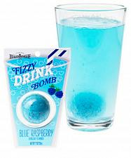Buy New 4 x lot Fizzy Drink Bombs blue or red novelty drink Famous Free Shipping