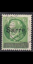 Buy GERMANY Saar [1920] MiNr 0018 ( O/used )