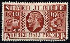 Buy Great Britain #228 Silver Jubilee Issue; Unused (1.00) (3Stars) |GBR0228-03XRS